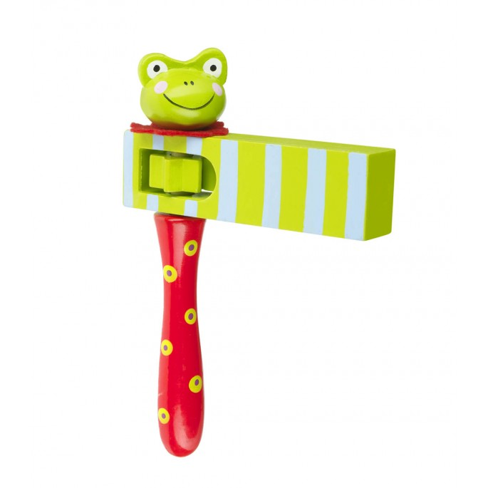 Frog Turning Clacker