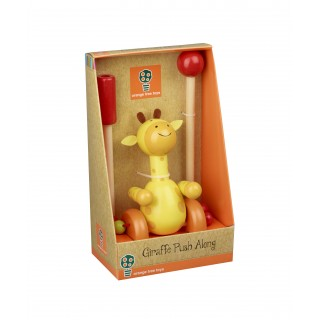 Giraffe Push Along (Boxed)