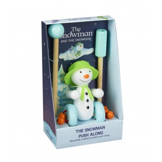 The Snowman™ Push Along (Boxed)