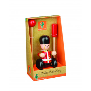 Soldier Push Along (Boxed)