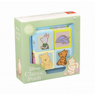 Classic Winnie the Pooh Counting Blocks