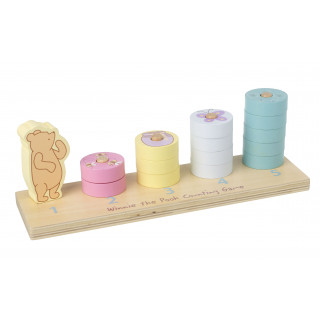 Classic Winnie the Pooh Counting Game (FSC®)