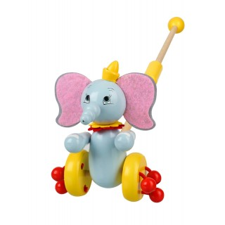 COMING SOON - Dumbo Boxed Push Along