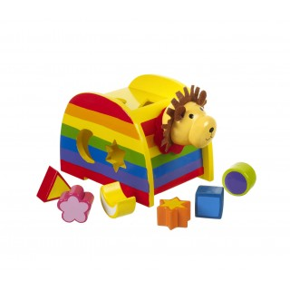 Lion Shape Sorter