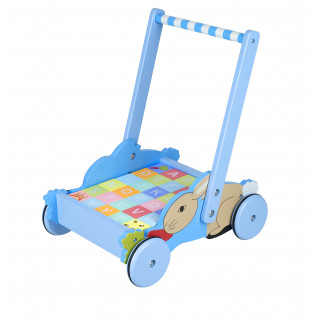 Peter Rabbit™ Alphabet Block Trolley