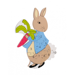 Peter Rabbit™ Number Puzzle