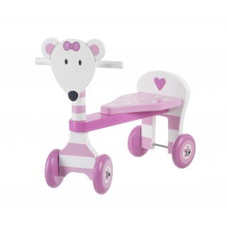 Pink Mouse Trike