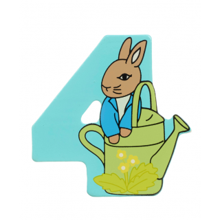 Peter Rabbit™ Number 4