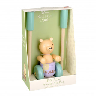 Classic Winnie the Pooh Push Along (Boxed)