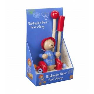 Paddington Bear™ Push Along (Boxed)