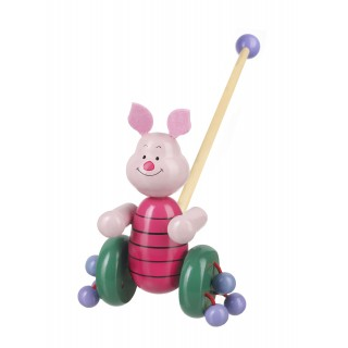 Piglet Push Along (Boxed)