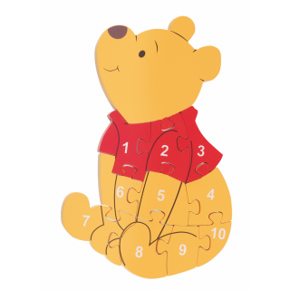 COMING SOON - Winnie the Pooh Number Puzzle