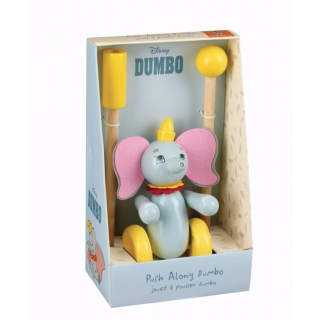 Dumbo Boxed Push Along