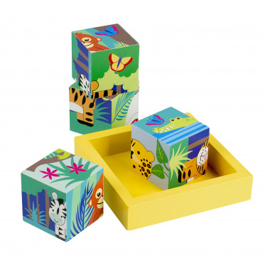 Jungle Animals Blocks