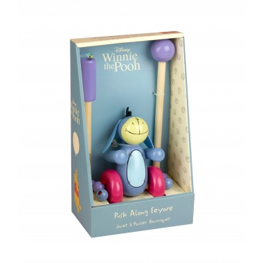 Eeyore Push Along (Boxed)