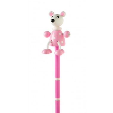 Pink Mouse Pencil