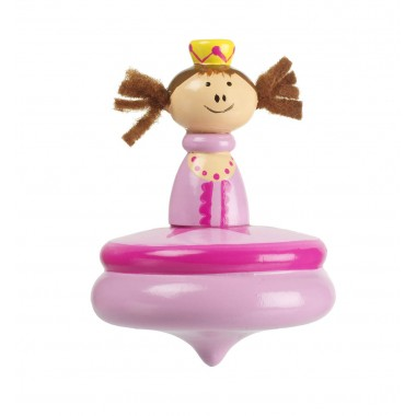 Princess Spinning Top