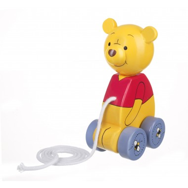 Winnie the Pooh Pull Along