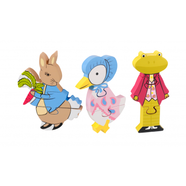 Peter Rabbit™ Mini Puzzle Set