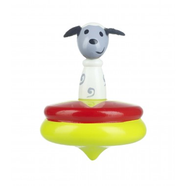 Sheep Spinning Top