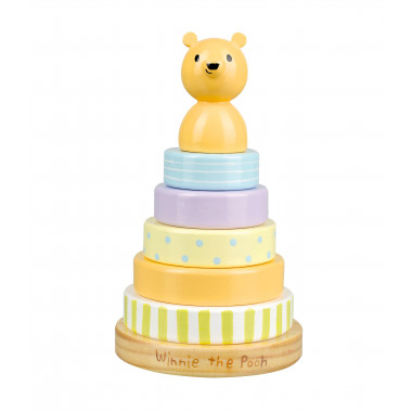Classic Winnie the Pooh Stacking Ring
